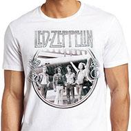 Tribut Apparel - Led Zeppelin - Faded Plane (Men)