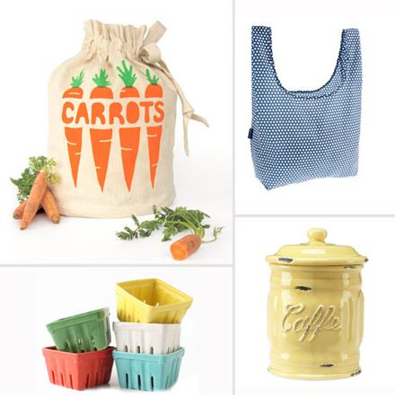Click here for awesome bag ideas: http://www.yumsugar.com/Cute-Reusable-Grocery-Bags-25128945