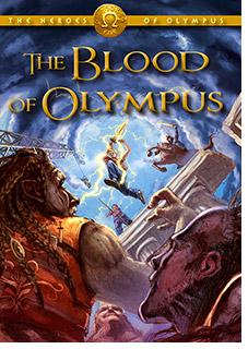 Lançamento de O sangue do Olimpo