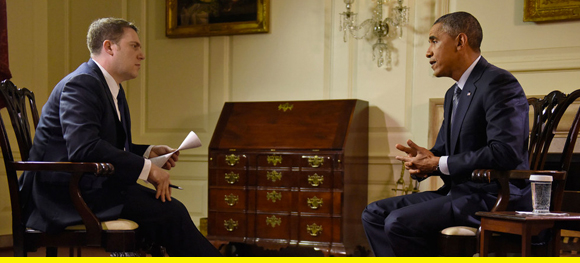 more from our interview with the president