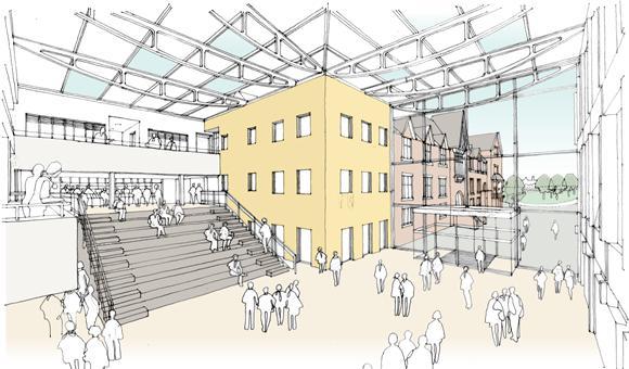 Gildredge House Plans