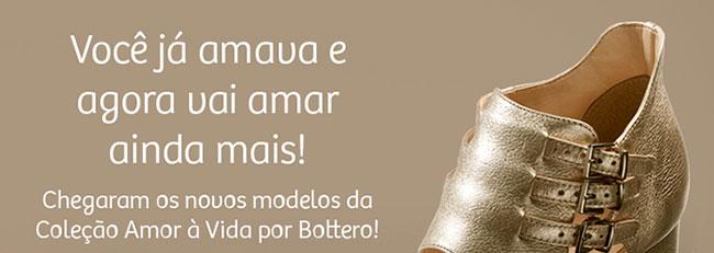 Novos Modelos Coleção Amor à Vida por Bottero