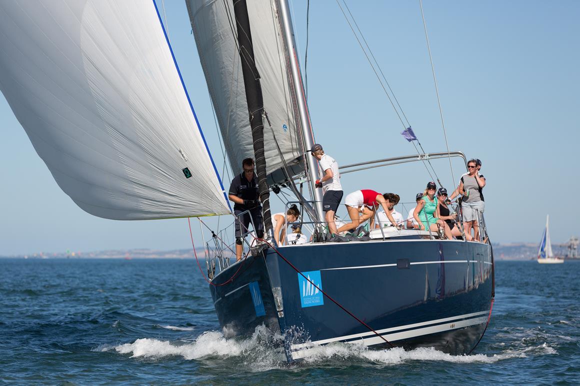 Festival of Sails 2014 Twilight Race. Image Guido Brandt