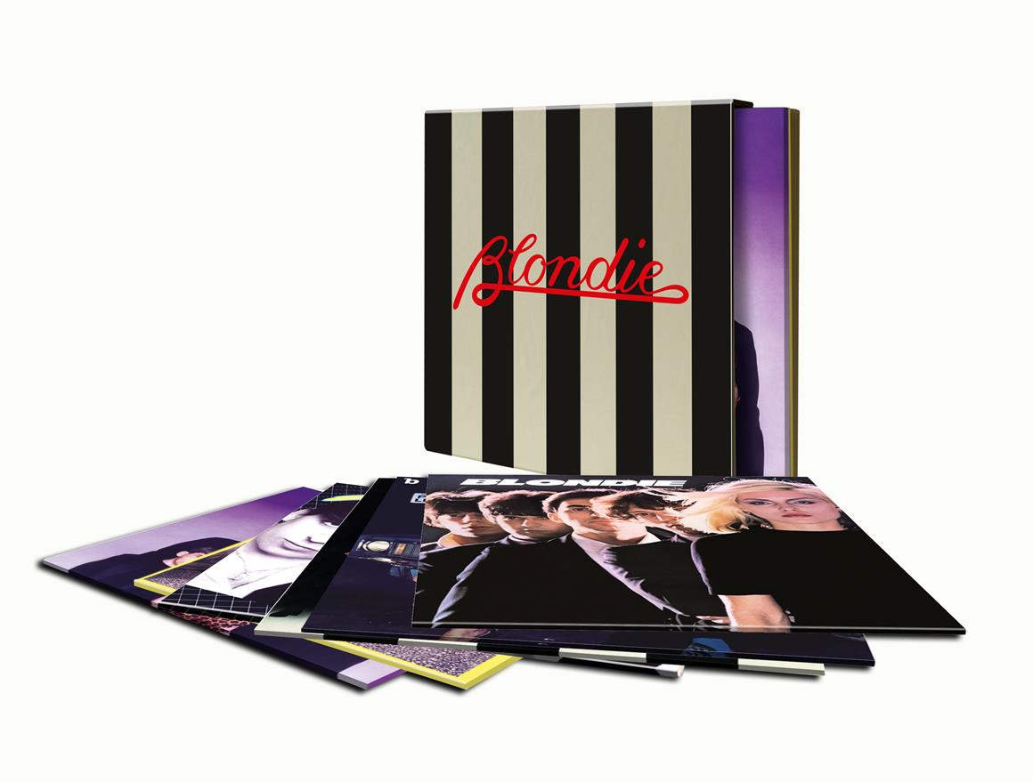Blondie: Vinyl Box Set (Capitol/Universal) – album reviews