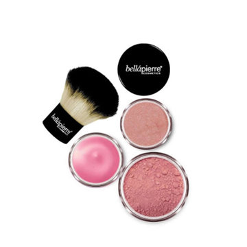Shop Bellapierre`s All About Cheeks and Lips Kit!!